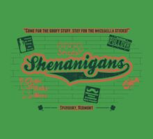 Shenanigans by beware1984