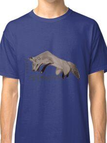 Red Fox Ink & Brush Classic T-Shirt