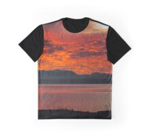 Fire in the Sky! Graphic T-Shirt