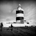 Hook Lighthouse, Wexford Ireland. by Finbarr Reilly