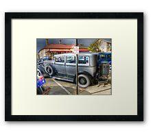 1930 Pierce Arrow7 Framed Print