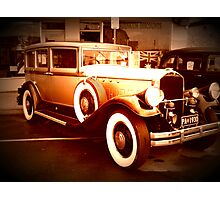 1930 Pierce Arrow9 Photographic Print