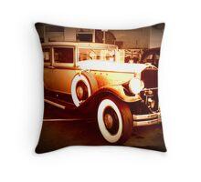 1930 Pierce Arrow9 Throw Pillow
