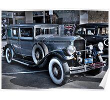 1930 Pierce Arrow11 Poster