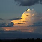 Ominous Clouds  by Saraswati-she
