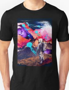 SPACE MOUNTAIN JELLY FISH ASTRONAUT  T-Shirt