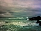 Stormy Sea © by Mary Campbell