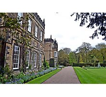 Renishaw Hall Photographic Print
