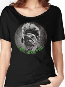 Dark Lord Pug Avatar Women's Relaxed Fit T-Shirt