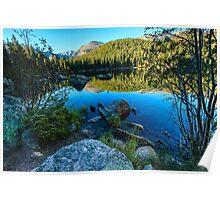 Bear Lake Colorado Poster