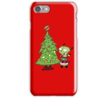 Christmas Gir iPhone Case/Skin