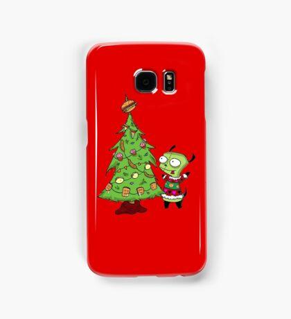 Christmas Gir Samsung Galaxy Case/Skin