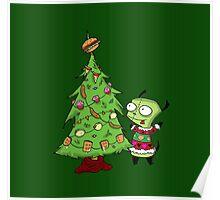 Christmas Gir Poster