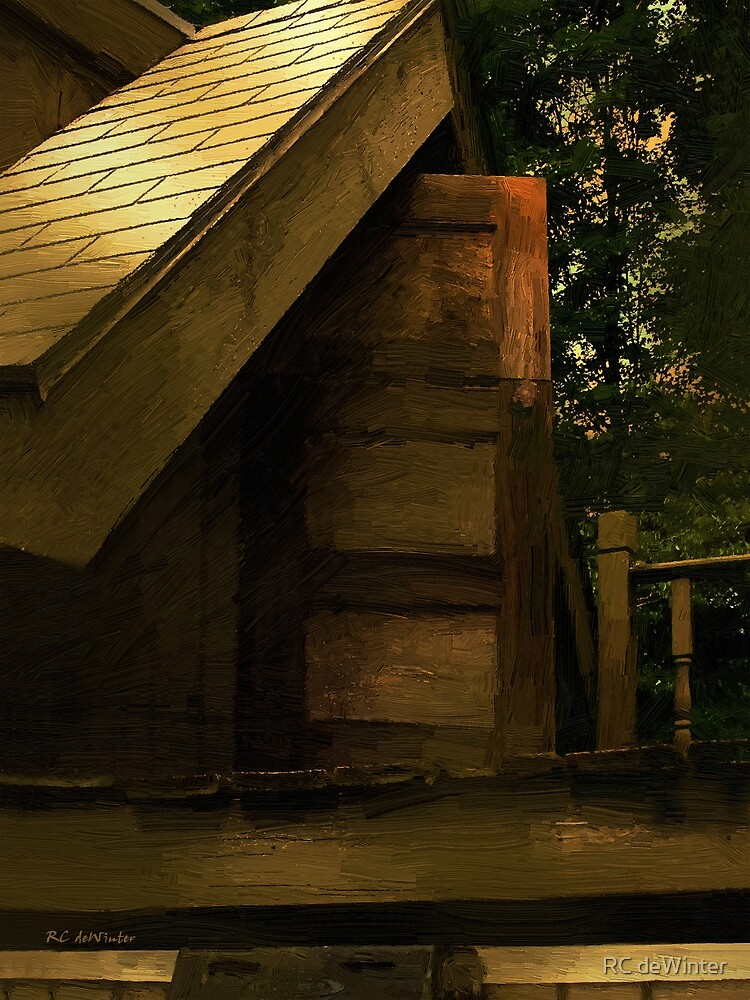 The Hideaway by RC deWinter
