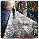 Melbourne by sparrowhawk