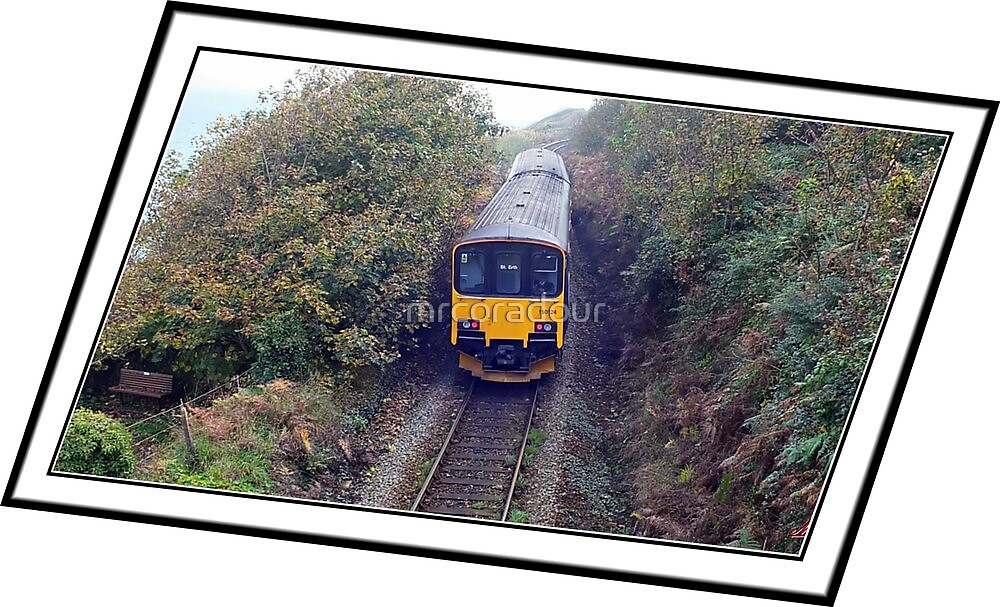 """"""" The most Picturesque rail trip in the UK"""" by Malcolm Chant"""