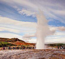 Strokkur - Iceland by YorkStCreative