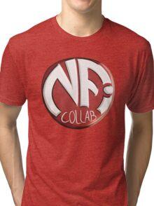 NerdFightersInfo Logo Tri-blend T-Shirt