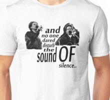 Simon & Garfunkel-The Sound Of Silence Unisex T-Shirt