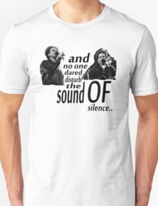 Simon & Garfunkel-The Sound Of Silence T-Shirt