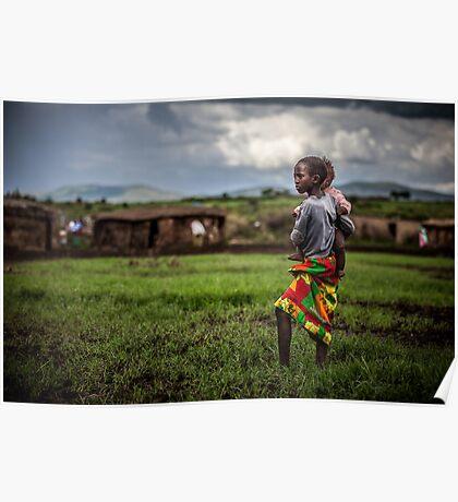 Mara children Poster