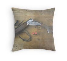 """Sideplate"" Throw Pillow"