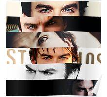 Ian Somerhalder's Eyes! Poster