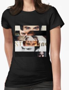 Ian Somerhalder's Eyes! Womens Fitted T-Shirt