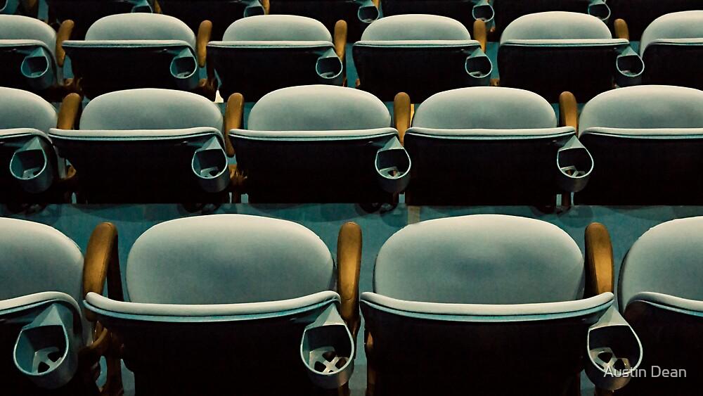 Inside Perth Arena by Austin Dean