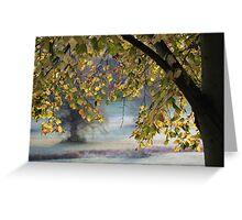 Autumn Arch Greeting Card