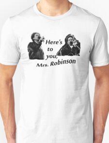 Simon & Garfunkel-Mrs. Robinson T-Shirt