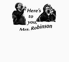 Simon & Garfunkel-Mrs. Robinson Unisex T-Shirt