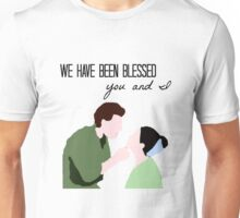 you and I Unisex T-Shirt