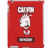 Calvin iPad Case/Skin