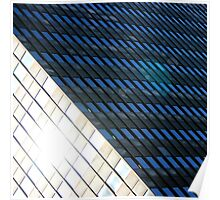 Urban Architectural Abstract Poster