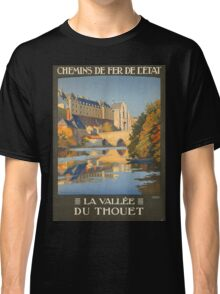 Vintage poster - France Classic T-Shirt