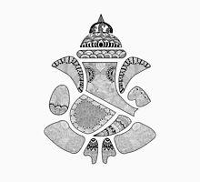 Ganesha Doodle Art | Doodle Lord Ganesha | Handmade doodle Unisex T-Shirt