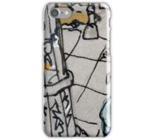 street sign post iPhone Case/Skin