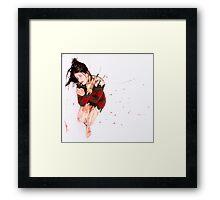 Freddy's Girl Framed Print