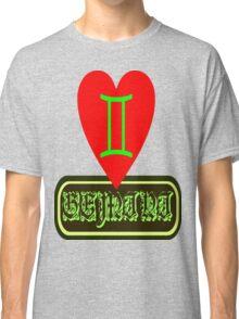 ۞»★Star Sign-Gemini Clothing & Stickers★«۞  Classic T-Shirt