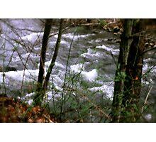 Rapids Photographic Print