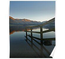 Ullswater, Lake District Poster