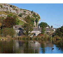 Kilnsey Crag, Yorkshire Dales Photographic Print