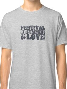Festival Summer of Love Classic T-Shirt