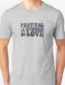 Festival Summer of Love Unisex T-Shirt