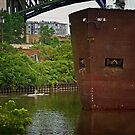 Rolling down the Cuyahoga by MClementReilly