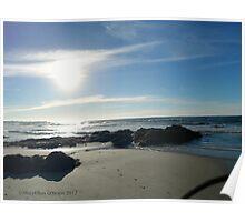 Asilomar State Beach, CA Poster