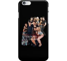 TVD Cast iPhone Case/Skin