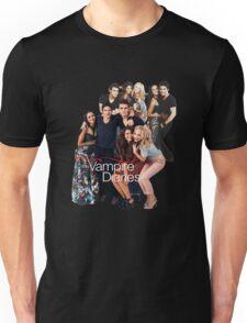 TVD Cast Unisex T-Shirt