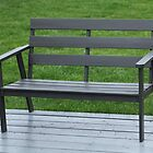 black  bench  by mrivserg